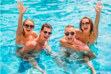 גלריה - בריכת שחיה